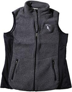 Reliv International - Ladies Grey Fleece Vest