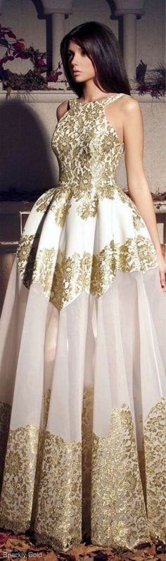 FashionDresses | RosamariaGFrangini || Tarek Sinno F/W 2014