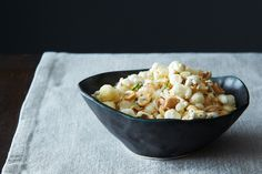 Around-the-World Coconut Popcorn Mix recipe from Food52