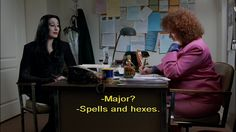 spells and hexes