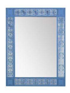 Sally Mirror, Blue