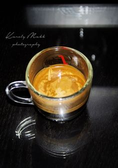 Espresso with the MiniCoffee