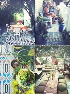 Patio Perfect | The Jungalow