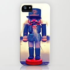 Wapato Park nutcracker iPhone Case