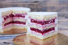 Inside Cake, Russian Cakes, Vanilla Cake, Mousse, Cake Recipes, Cheesecake, Food And Drink, Sweets, Desserts