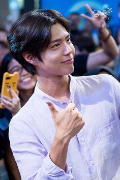 박보검 180315 삼성 Galaxy S9 말레이시아 런칭 행사 [ 출처 :  SeoullySG http://seoullysg.weebly.com/bogums9.html ]