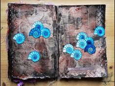 'Soul Search'... art journaling