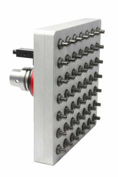 VERTI Function Line vertical CNC multispindle boring head - ATEMAG AggregateTechnologie und Manufaktur AG Hofstetten Germany