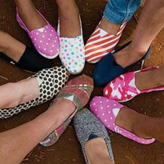 Toms are so cute!!