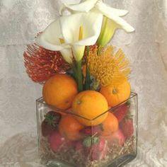 Oranges white