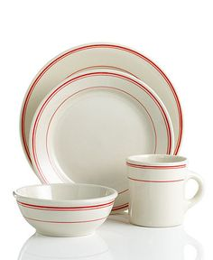 Made by Homer Laughlin China Company | WorthPoint | Pinterest | Diners Homer laughlin and Fieu2026  sc 1 st  Pinterest & White Fiesta®