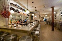 Mermaid Oyster Bar, New York City
