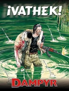 CATALONIA COMICS: DAMPYR : ¡VATHEK!