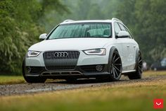https://flic.kr/p/xLoBP9 | Audi Allroad - Vossen CVT Wheels - © Vossen Wheels 2015 - 1066
