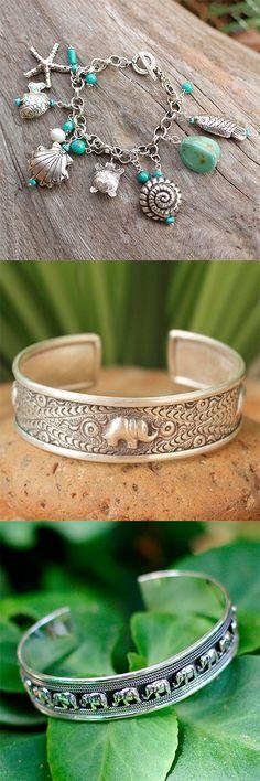 Bohemian bracelets