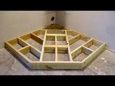 How to Build a Wood Stove Hearth – Framing a Hearth – Wood Burning Stove