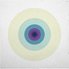 #427 Fibonacci's left eye– A new minimal geometric composition each day