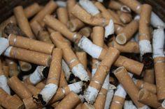 https://flic.kr/p/9tLhme | Cigarette Butts