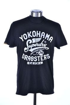 Superdry Dragster Biker T-shirt