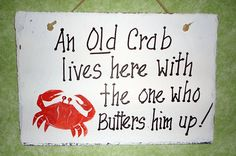 Must have sign for new home in Maryland.