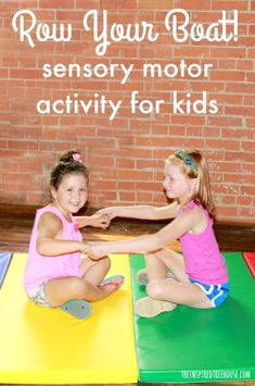 Solutions To Show That Pest Command Products And Services Are Useful For That Individuals The Inspired Treehouse - These Fun Sensory Activities Are Great For Providing Calming Proprioceptive And Vestibular Input To The Body. Sensory Motor, Gross Motor Activities, Music Activities, Gross Motor Skills, Sensory Activities, Therapy Activities, Physical Activities, Preschool Activities, Physical Education
