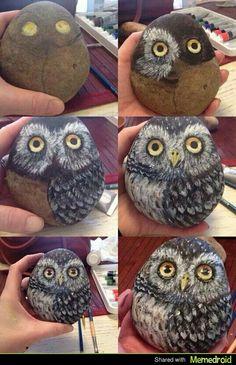 Potato owl