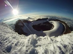 Cotopaxi is one of the incredible volcanoes in the Ecuador Andes. I intend to climb it one day...