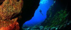 buceo en El Hierro - Islas Canarias