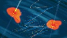 Have astronomers discovered a binary black hole?