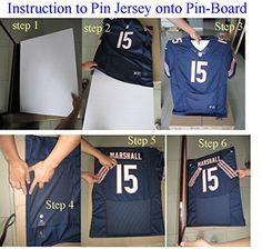 ULTRA CLEAR UV Protection Baseball   Football Jersey Frame Display Case  Shadow Box 364595d9f
