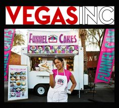 Funnel Cake Café spotlighted in Vegas Inc. Magazine.