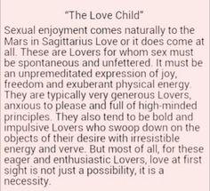 Mars in sagittarius woman sexuality