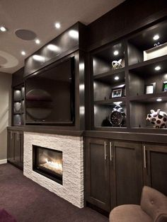 More ideas below: DIY Home theater Decorations Ideas Basement Home theater Rooms Red Home theater Seating Small Home theater Speakers Luxury Home theater Couch Design Cozy Home theater Projector Setup Modern Home theater Lighting System Home Theater Lighting, Home Theater Rooms, Home Theater Seating, Interior Design Minimalist, Contemporary Interior, Traditional Interior, Muebles Living, Basement Renovations, Luxury Bathrooms