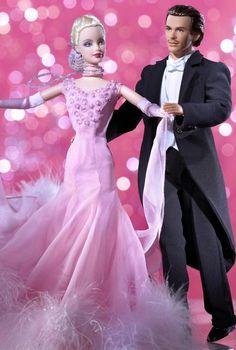 2003 Barbie & Ken The Waltz giftset