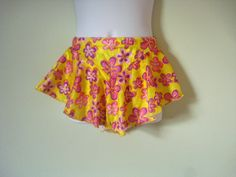 Figure Skating or Dancer Skirt Girls XS S M in by SeamsByTeri, $18.00
