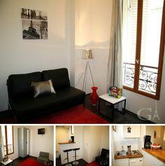 Paris | Rent furnished studio