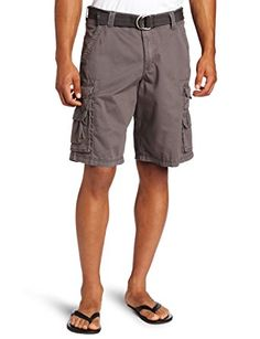 5dcea9eb04 Lee Men's Dungarees Belted Wyoming Cargo Short Review Belted Shorts, Men's  Shorts, Best Shorts