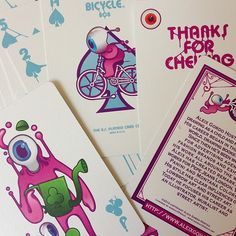 Poker Deck for Bicycle/Fournier... Coming soon!