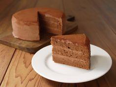 チョコレートケーキ|教えてあげたいわたしの毎日ごはん マイごはん