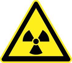 Signs Hazard Warning by @h0us3s, Hazard warning sign - radiactivity.