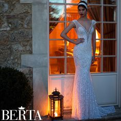The perfect combination of glam & romance | BERTA 2015 <3