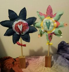 Sunflowers by cynefincrafts@gmail.com