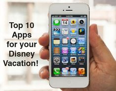 Top 10 Apps for your Disneyland Vacation! We are your Disneyland vacation experts. :) www.getawaytoday.com or 855-GET-AWAY