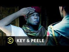 Key & Peele: Killing An African Warlord - YouTube