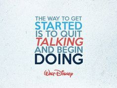 Take Action and Keep Moving Forward