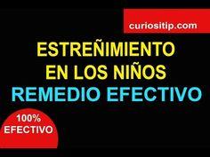 COMO CURAR EL ESTREÑIMIENTO EN LOS NIÑOS DE FORMA NATURAL PERO 100% EFECTIVA - YouTube