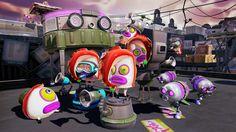 Splatoon | Wii U | Juegos | Nintendo