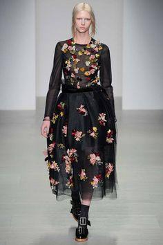 John Rocha | Fall 2014 Ready-to-Wear Collection | Style.com