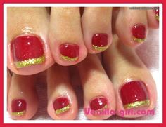 nail and toe designs | DownloadSimple Toe Nail Designs For Girls Quotes