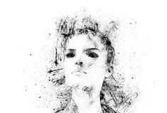 Obličej tvář profil Face kresba tužkou pencil drawing pohyblivý animovaný obrázek gif animace Animated Scribble zdarma stažení Pencil Drawings, Animation, Face, Girls, Artwork, Top, Toddler Girls, Work Of Art, Daughters